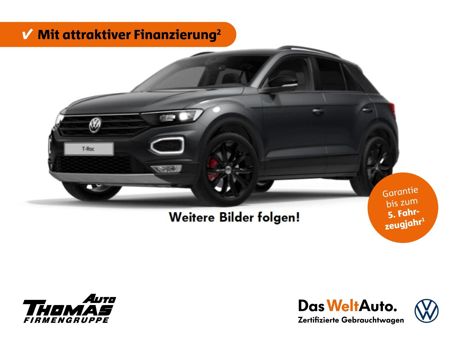 """Volkswagen T-Roc """"Sport"""" 1.5 TSI LED+NAVI+ACC, Jahr 2020, petrol"""