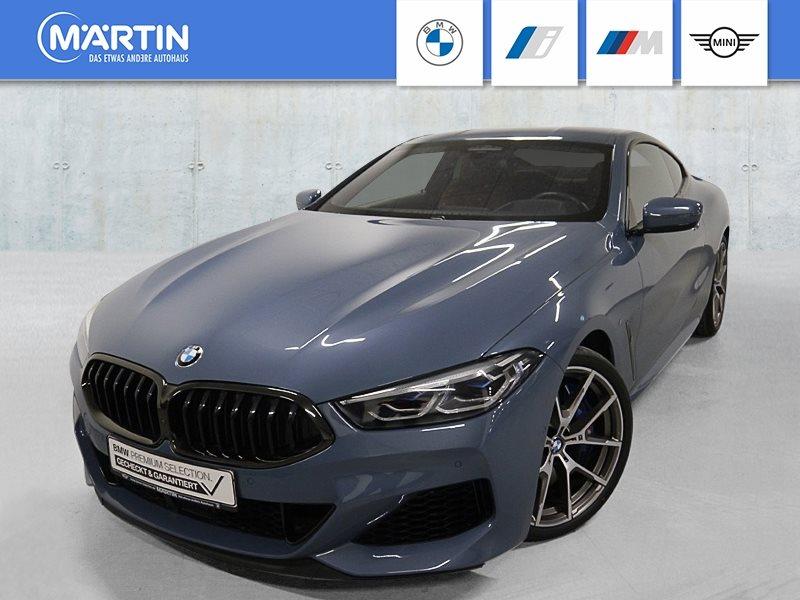 BMW M850i xDrive Coupé *Laserlicht*Live Cockpit Professional*HK-HiFi*DAB*, Jahr 2019, Benzin