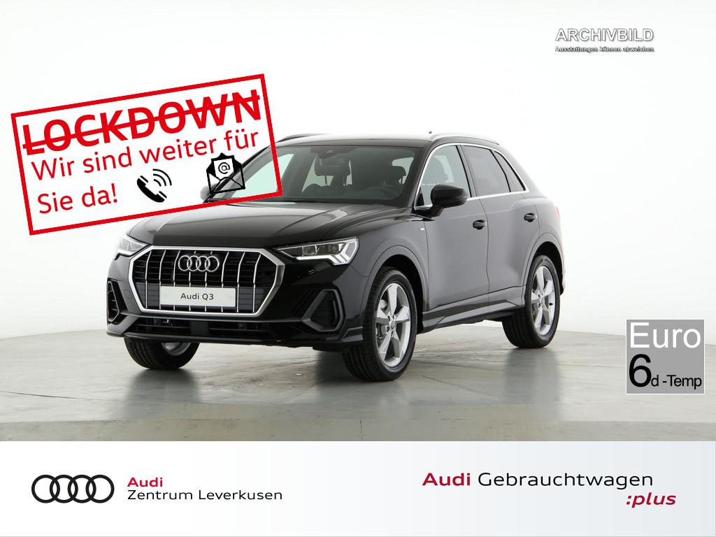 Audi Q3 35 TFSI, Jahr 2019, Benzin