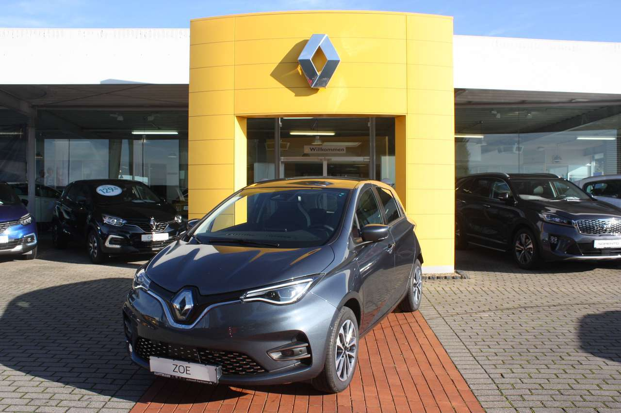 Renault ZOE INTENS Batteriemiete R135 Z.E. 50, Jahr 2020, Elektro