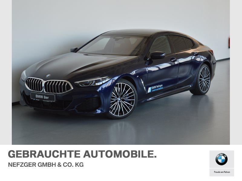 BMW 840d xDrive Gran Coupé M Sportpaket HK HiFi DAB, Jahr 2020, Diesel