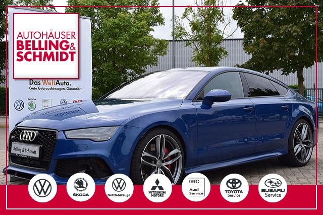 Audi RS7 Sportback quattro Dynamic HeadUp Matrix, Jahr 2016, Benzin