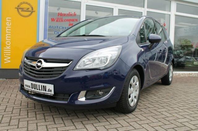 Opel Meriva B Selection, Jahr 2017, Benzin
