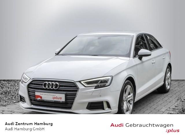 Audi A3 Limousine 2,0 TDI sport S tronic NAVI MATRIX VIRTUAL, Jahr 2018, Diesel