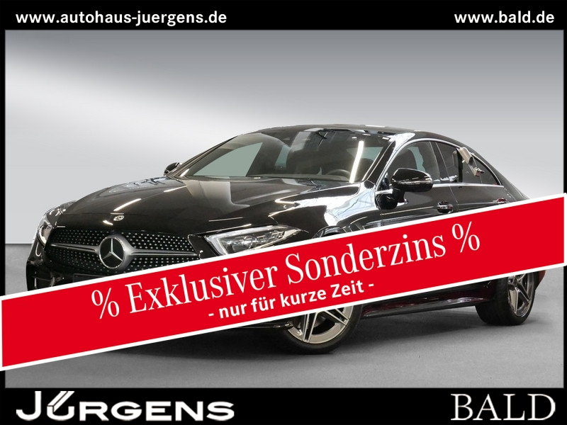 Mercedes-Benz CLS 450 4M AMG-Sport/Comand/Wide/ILS/Burm/HUD/19, Jahr 2018, Benzin