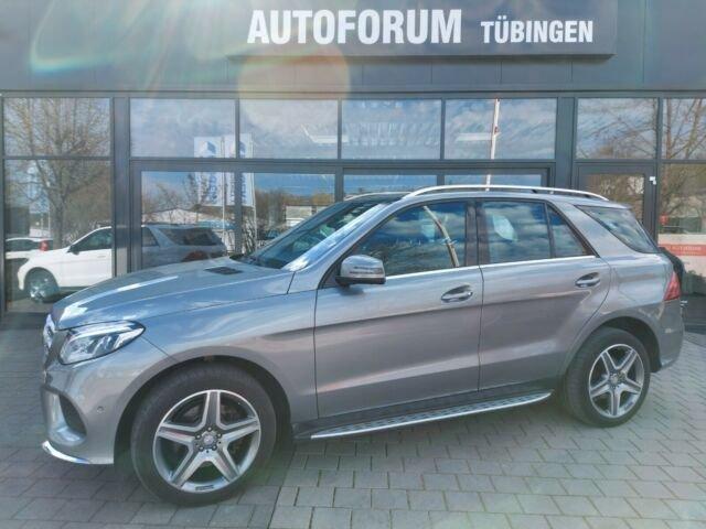 Mercedes-Benz GLE 250d 9GTronic AMG-LINE*NIGHT*AHK*HARMAN*PANO, Jahr 2015, Diesel