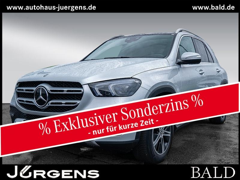 Mercedes-Benz GLE 300 d 4M Navi/Wide/Pano/AHK/360/Fahrassist, Jahr 2020, Diesel