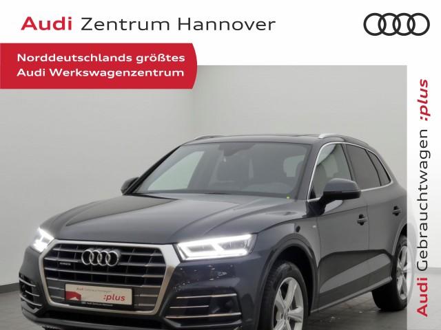 Audi Q5 2.0 40 TDI Sport S-line, Pano, ACC, virtual, LED, Alcantara, Jahr 2019, Diesel