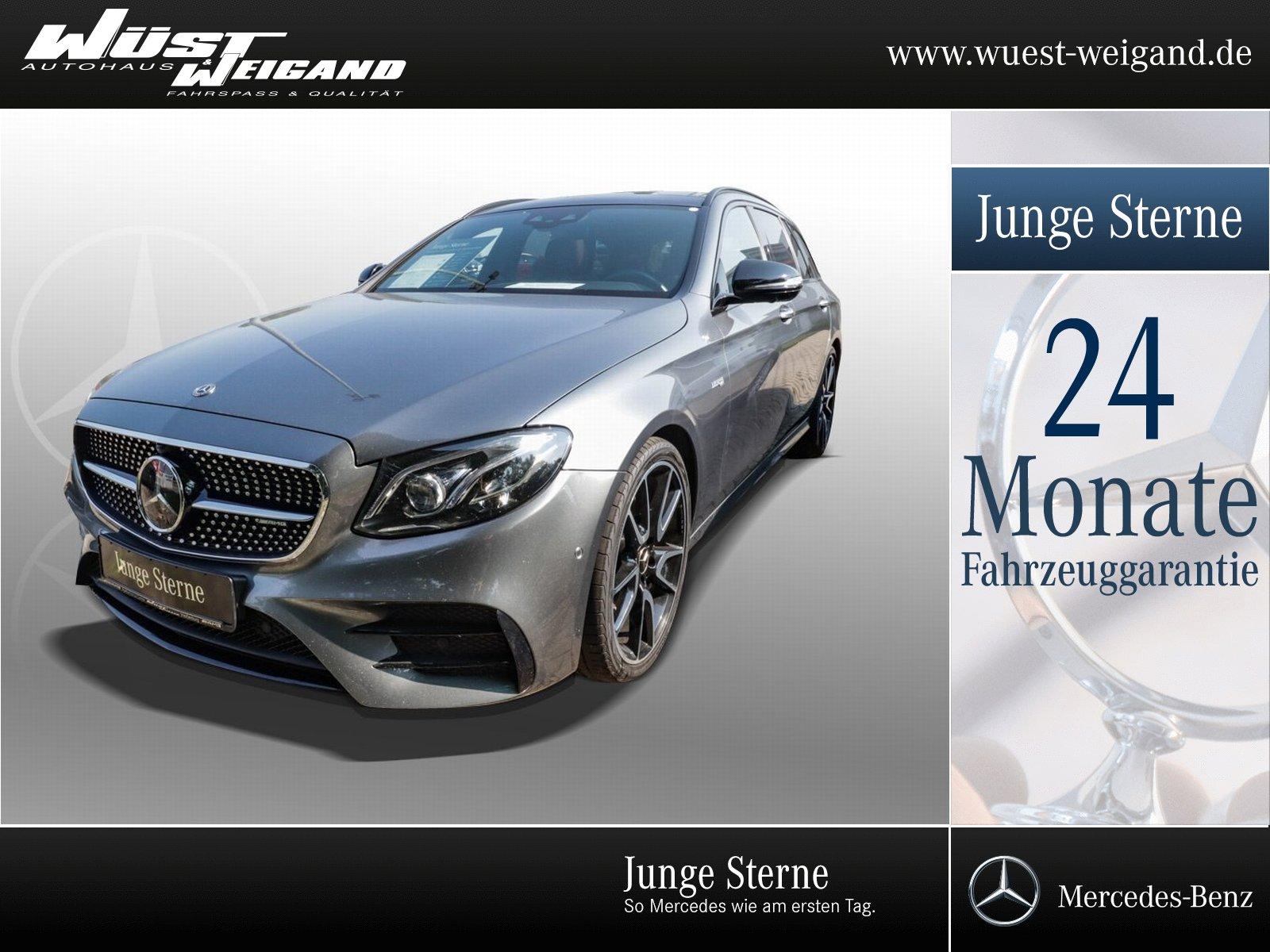 Mercedes-Benz E 43 AMG 4M T ILS+Distronic+360°+Pano+Comand, Jahr 2017, Benzin
