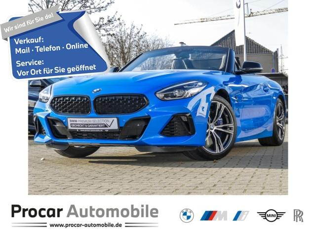 BMW Z4 M40i Innovationsp. Lenkradheizung HUD H/K DA, Jahr 2019, Benzin