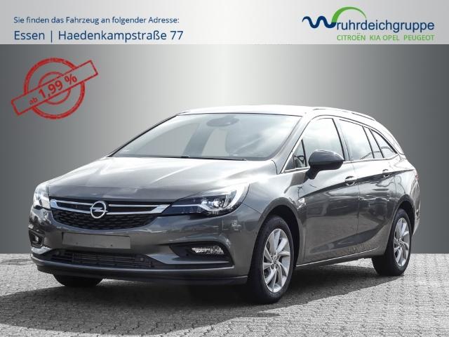 Opel Astra K ST 1.4 AT Dynamic+AHK+Allwetter+LED, Jahr 2019, Benzin