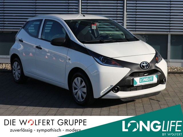 Toyota Aygo 1.0 x, Jahr 2016, Benzin
