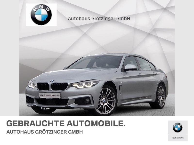BMW 430d xDrive M-'Sport+LEDER+LED+HUD+ACC+19 LM-Felgen, Jahr 2017, Diesel