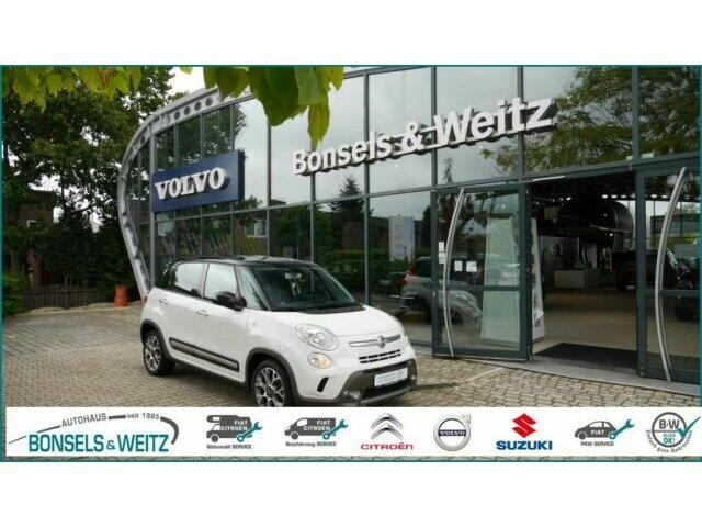 Fiat 500L TREKKING Trekking 1.4 16V 70KW Klima Sitzhz, Jahr 2014, Benzin