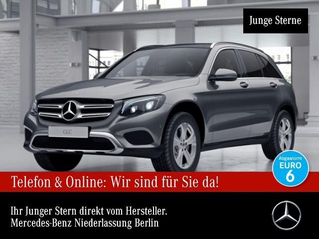 Mercedes-Benz GLC 350 d 4M Exclusive Pano ILS LED Kamera Navi 9G, Jahr 2017, Diesel