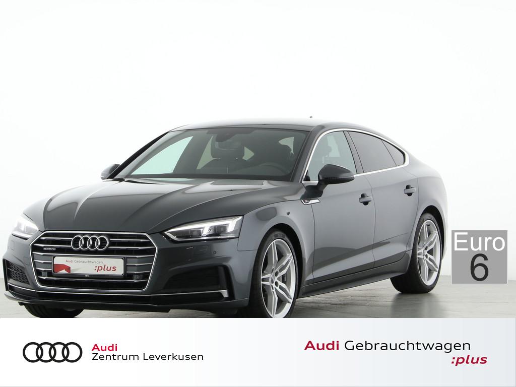 Audi A5 Sportback 2.0 quattro, Jahr 2017, Diesel