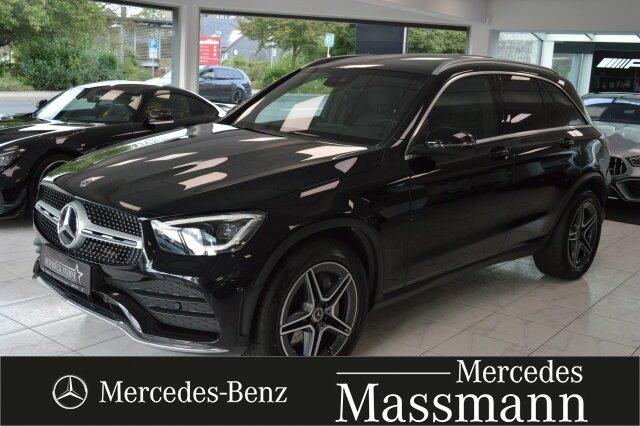Mercedes-Benz GLC300 4MATIC AMG-Line PSD AHK Kamera Multibeam, Jahr 2019, Benzin