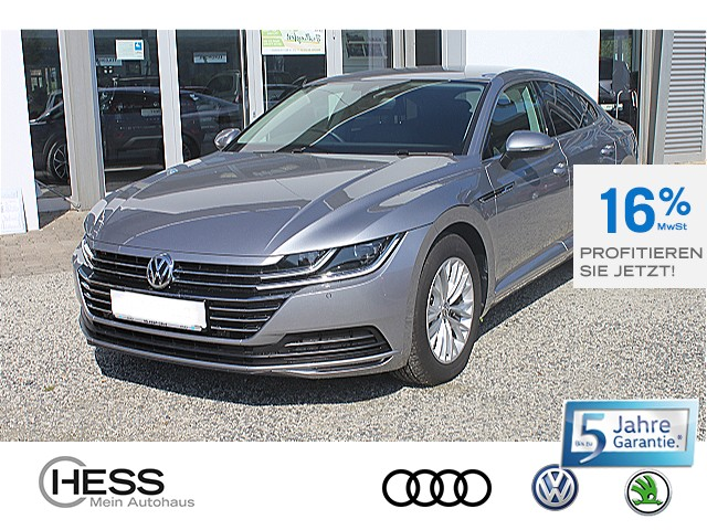 Volkswagen Arteon 2.0 TDI EURO 6 5J Garantie, Navi, LED, Klima, Sitzh., uvm., Jahr 2018, Diesel