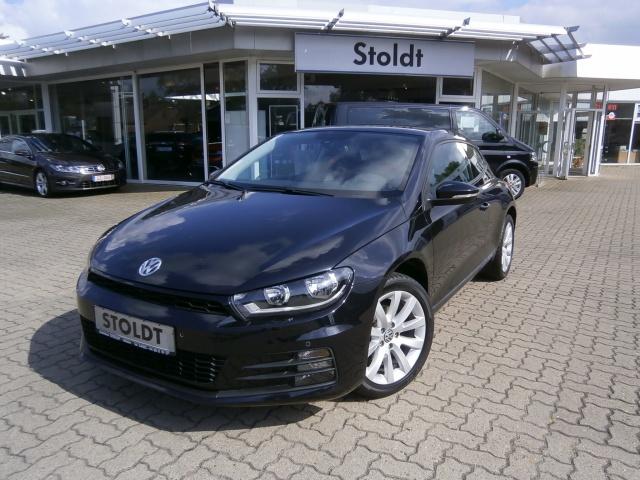 Volkswagen Scirocco 1.4 TSI BMT, 6-Gang, Jahr 2014, Benzin