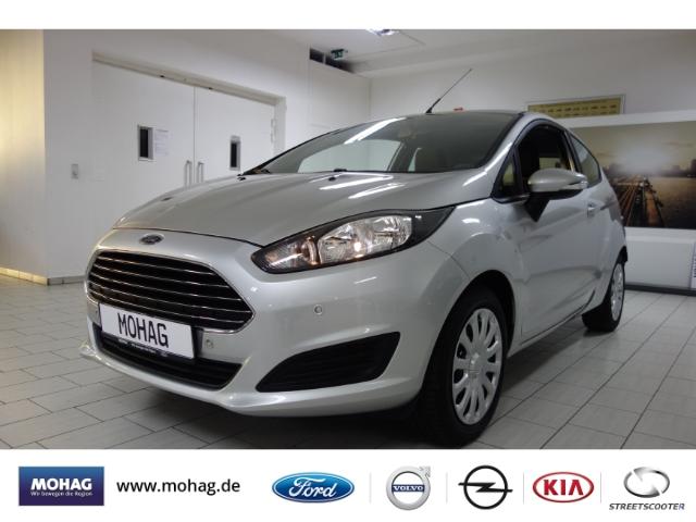 Ford Fiesta 1.0 Trend*8FACH*WINTERPAKET*ANKL.SPIEGEL*, Jahr 2013, Benzin
