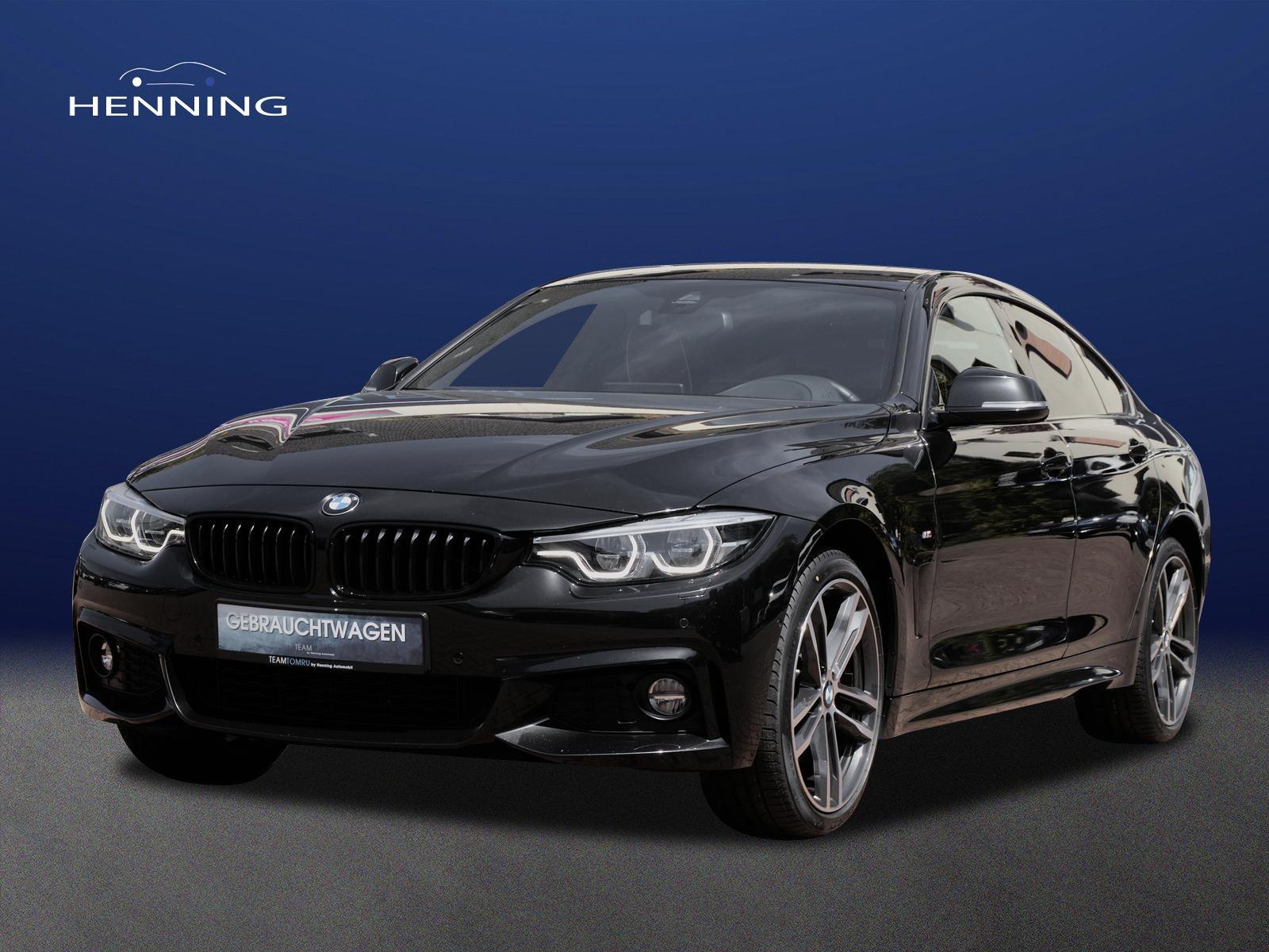 BMW 440 i xDrive M*INDIVIDUAL*Head Up*M Performance*, Jahr 2018, Benzin