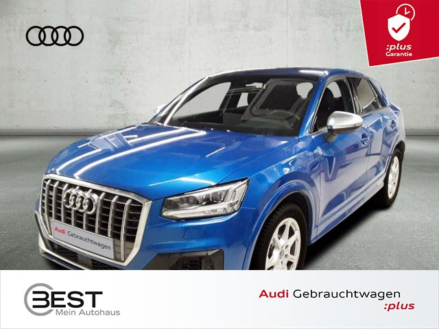Audi SQ2 TFSI quattro LED, AHK, B&O, VIRTUAL, NAVI-PLUS, KAMERA, Jahr 2019, Benzin