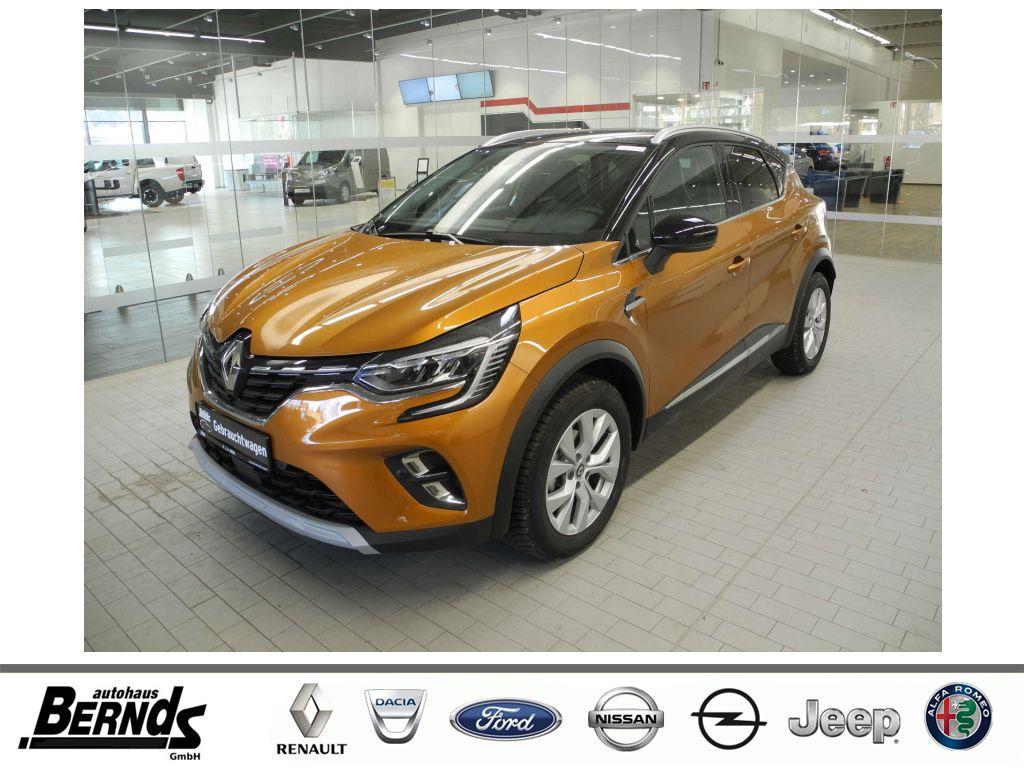 Renault Captur TCe100 INTENS EASY LINK / TOUCHSCREEN PDC, Jahr 2020, Benzin
