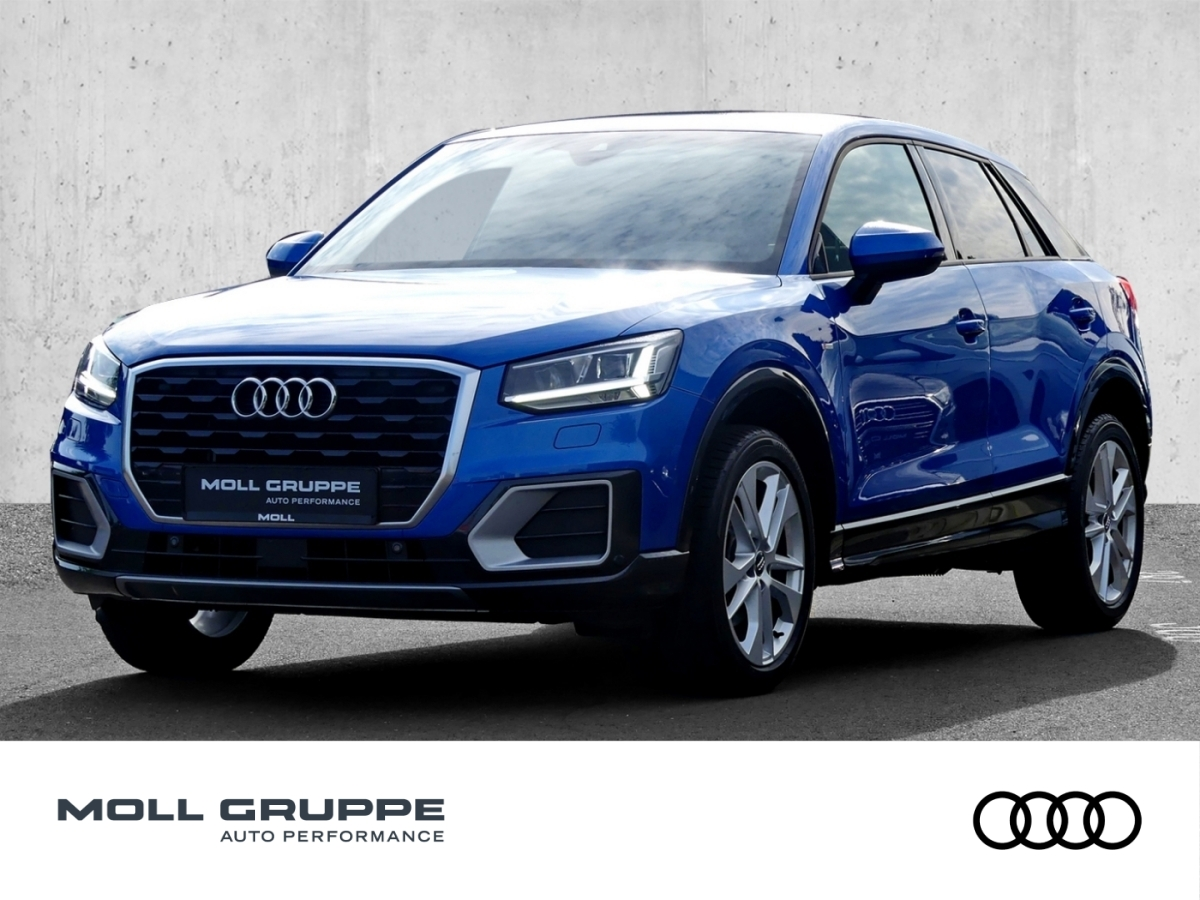 Audi Q2 1.4 TFSI Sport ACC MMIPlus PreSense LED Navi, Jahr 2018, Benzin