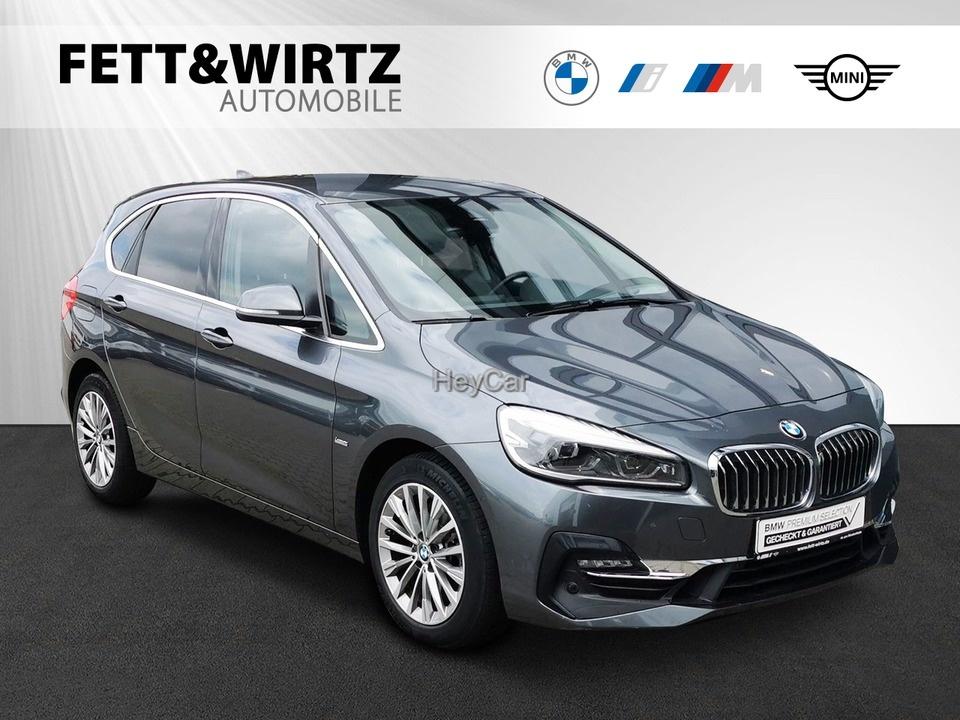 BMW 220 Active Tourer Luxury Line Aut. DA+ Navi LED, Jahr 2018, Diesel