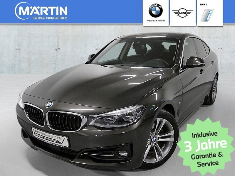 BMW 330 Gran Turismo i Sport Line *Head-Up*HiFi*LED*, Jahr 2017, Benzin