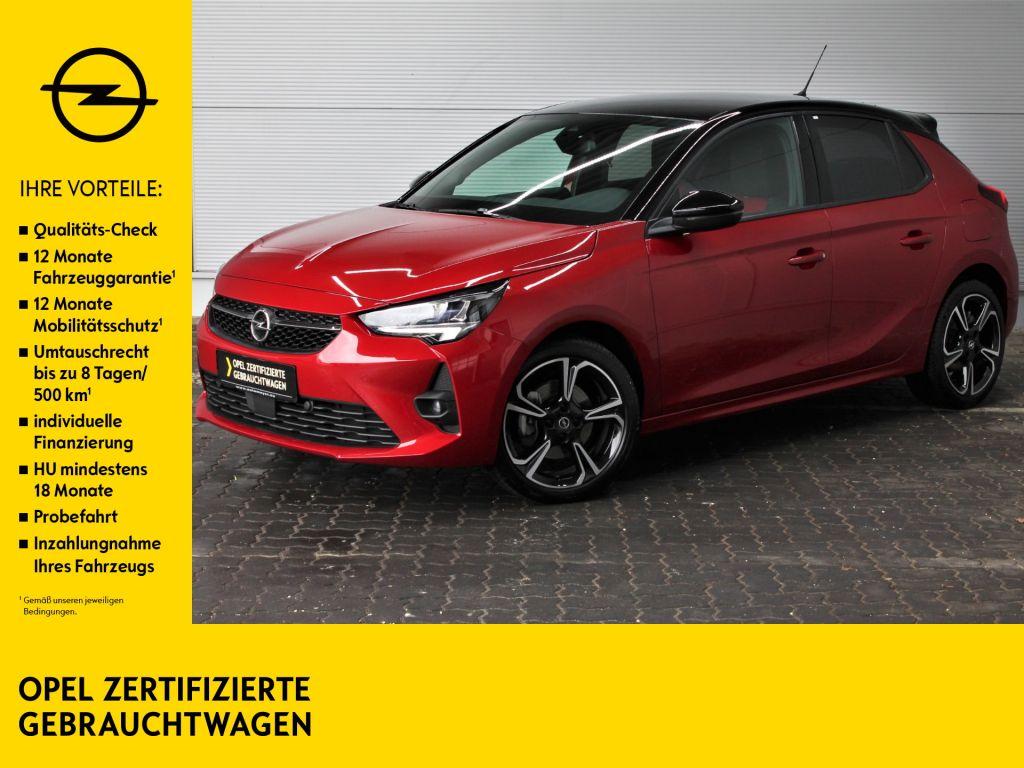 Opel Corsa 1.2 Turbo Automatik GS Line Klimaauto LED, Jahr 2020, Benzin