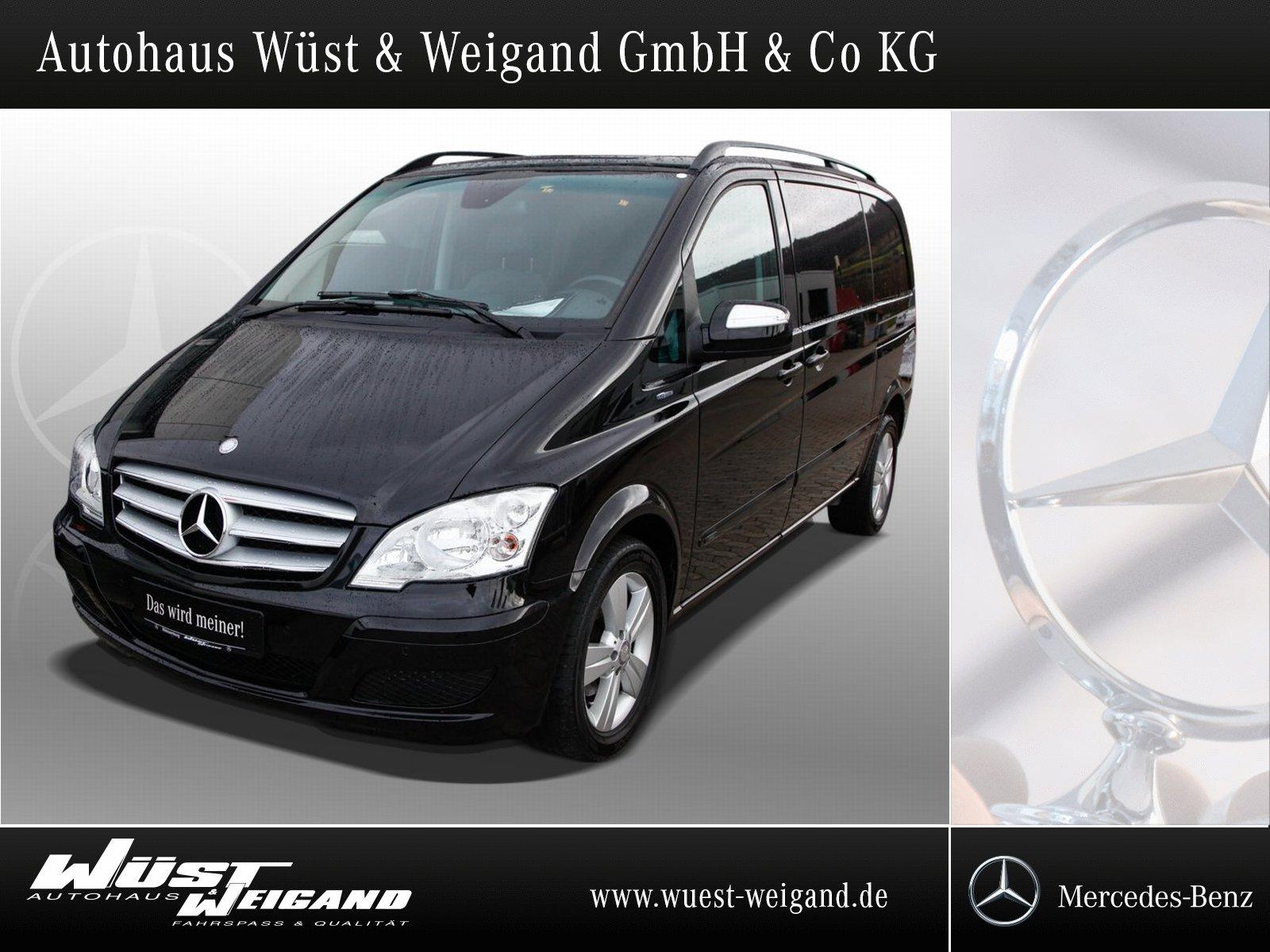Mercedes-Benz Viano CDI2.2 Trend Ed. Komp. 7 Sitze+Autom.+Navi, Jahr 2012, diesel