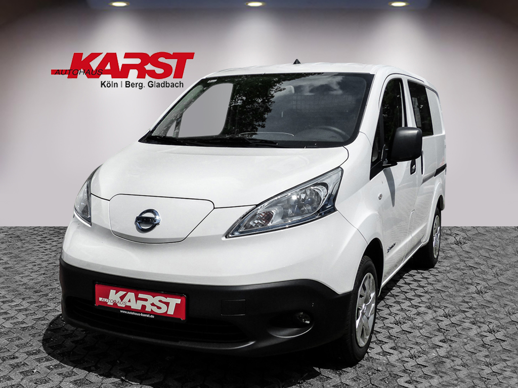 Nissan E-NV200 Comfort Winter Verglasungs-Paket, Jahr 2019, Elektro