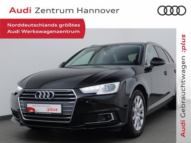 Audi A4 Avant 2.0 TDI sport Standh. AHK DAB Navi ACC, Jahr 2018, Diesel