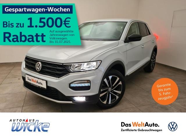 Volkswagen T-ROC 1.5 TSI United Klima Navi PDC Sitzhzg, Jahr 2020, Benzin