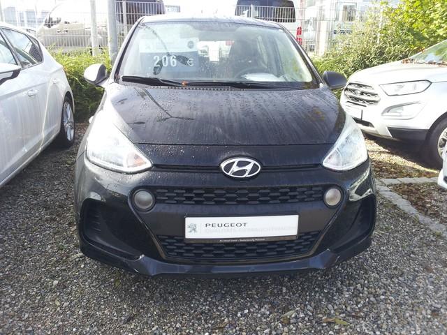Hyundai i10 1.0 GO, Jahr 2018, petrol