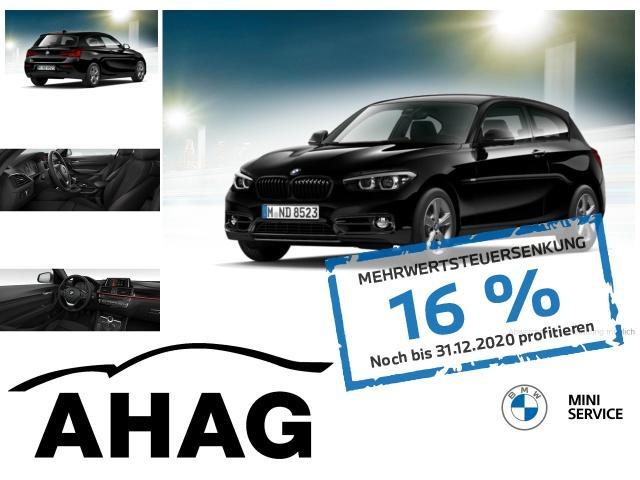 BMW 118i Sport Line Sportsitze HIFI PDC Servotronic, Jahr 2017, Benzin