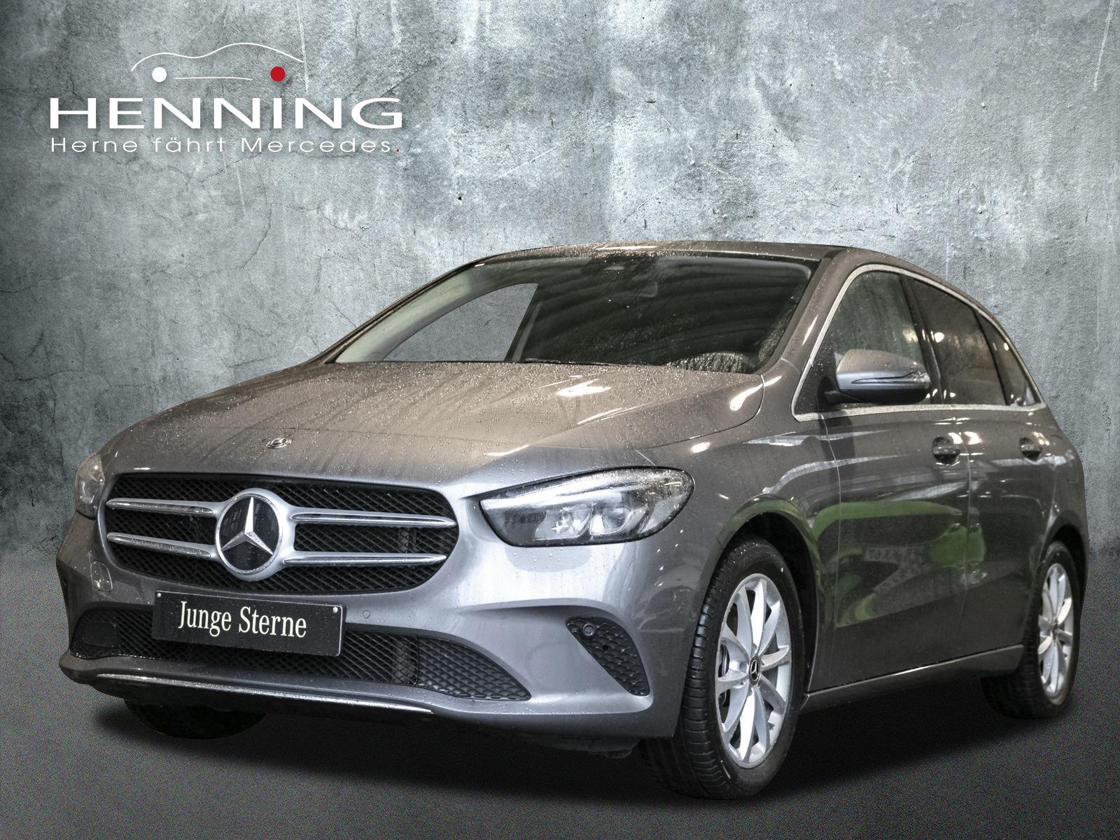 Mercedes-Benz B 200 Progressive 7G Navi-Premium LED Sitzhzg., Jahr 2019, Benzin
