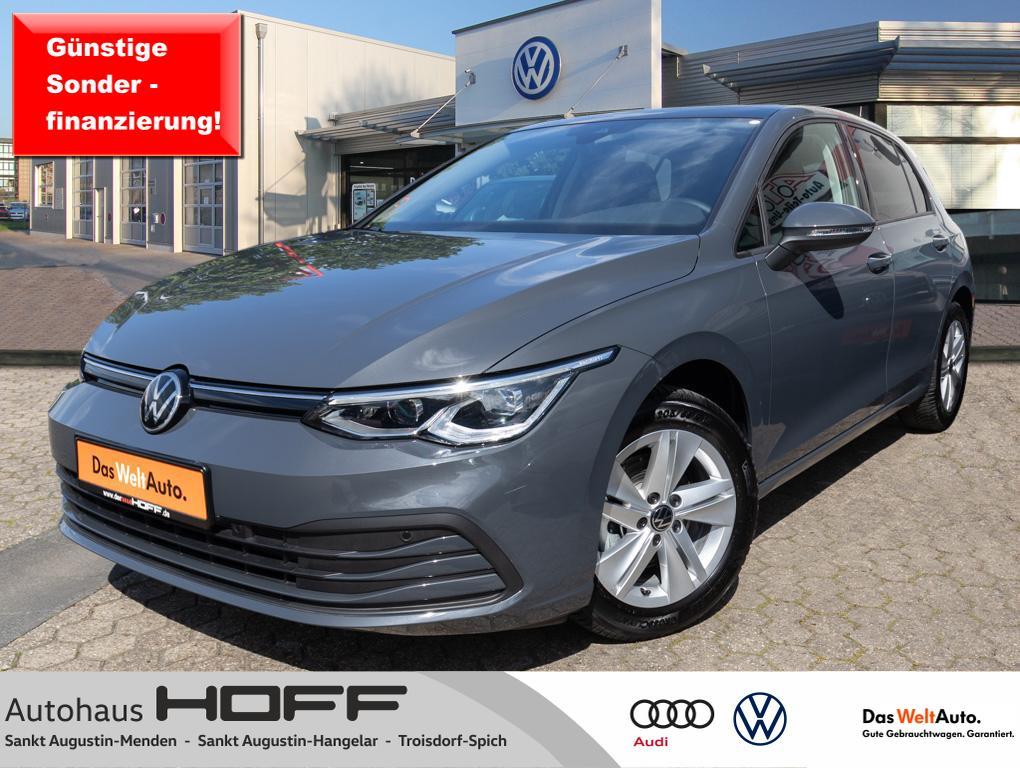 Volkswagen Golf VIII 1.5 TSI Life Pano IQ-Light NaviPro, Jahr 2020, Benzin
