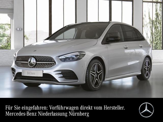 Mercedes-Benz B 250 4M AMG+Night+Pano+360°+MultiBeam+Totw+7G, Jahr 2020, Benzin