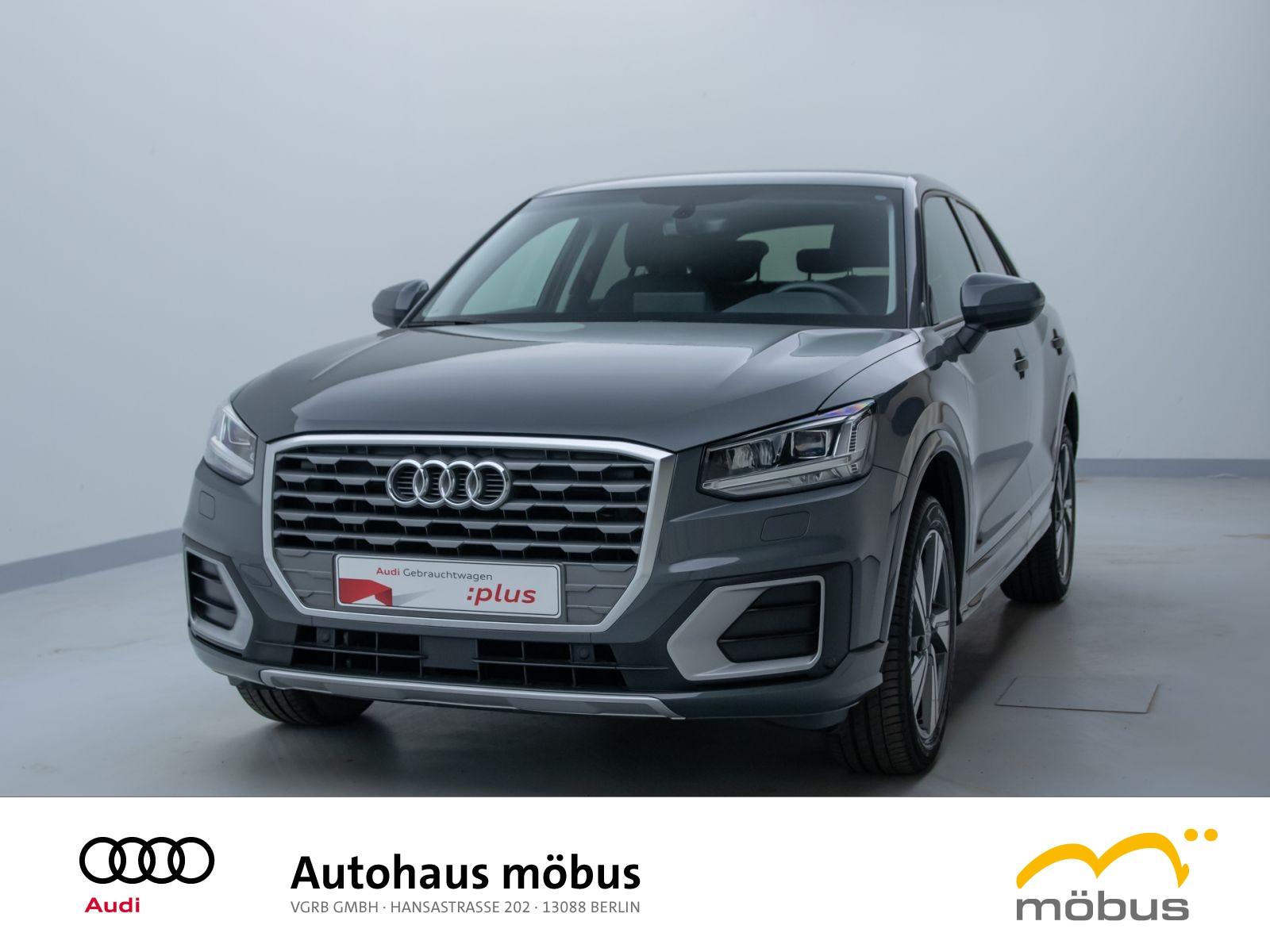 Audi Q2 design 1.4 TFSI S-TRO*LED*NAV*LEDER*SIDE*PDC, Jahr 2018, Benzin