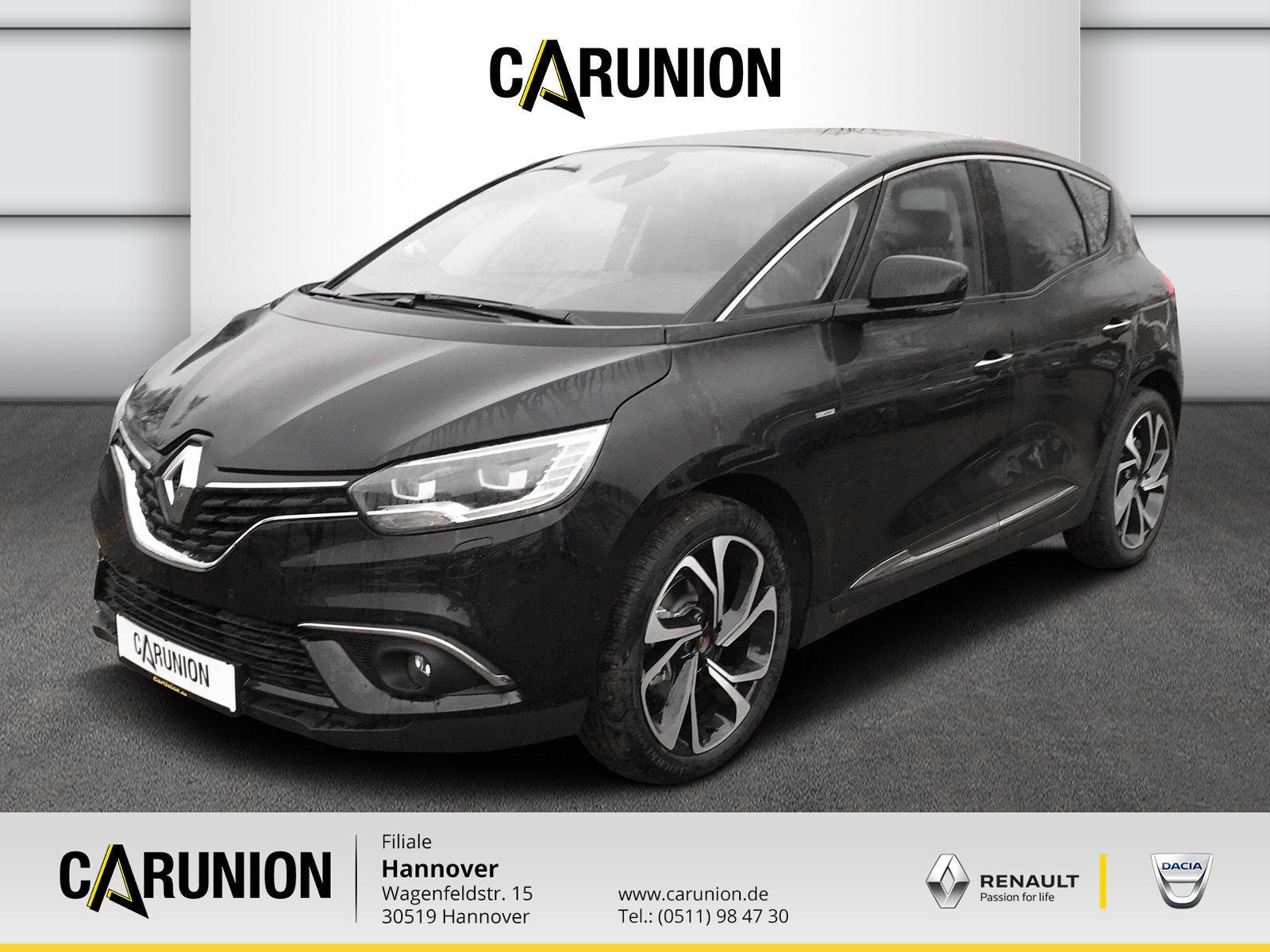 Renault Scenic BOSE Edition ENERGY TCe 140, Jahr 2018, Benzin