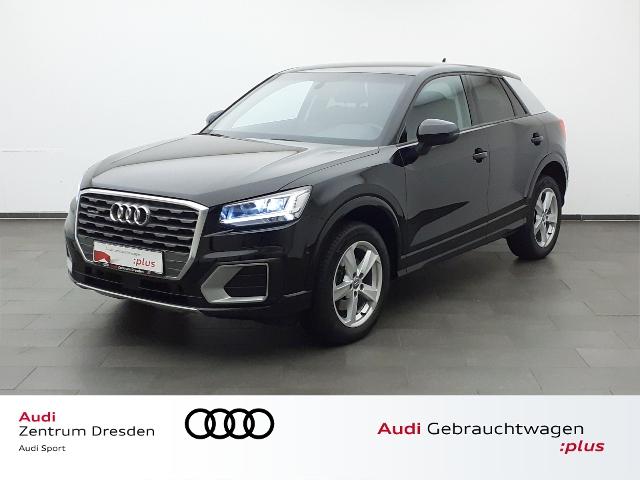 Audi Q2 sport 2.0 TDI quattro LED-SW Navi, Jahr 2017, Diesel