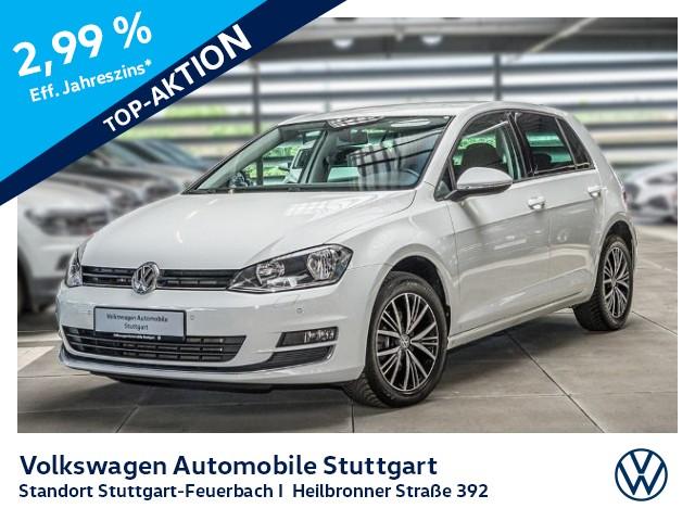 Volkswagen Golf VII 1.2 TSI Allstar Navi Tempomat, Jahr 2017, Benzin