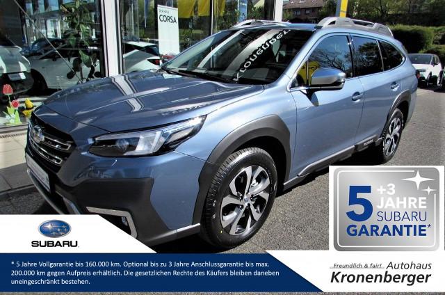 Subaru Outback 2.5i Platinum Linaertronic, Jahr 2021, Benzin