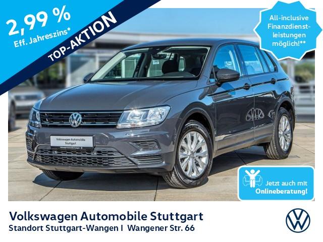 Volkswagen Tiguan Trendline 2.0 TDI Navi PDC, Jahr 2017, Diesel
