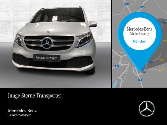 Mercedes-Benz V 220 d EDITION Lang AHK Sportp. Distronic RFK, Jahr 2020, Diesel