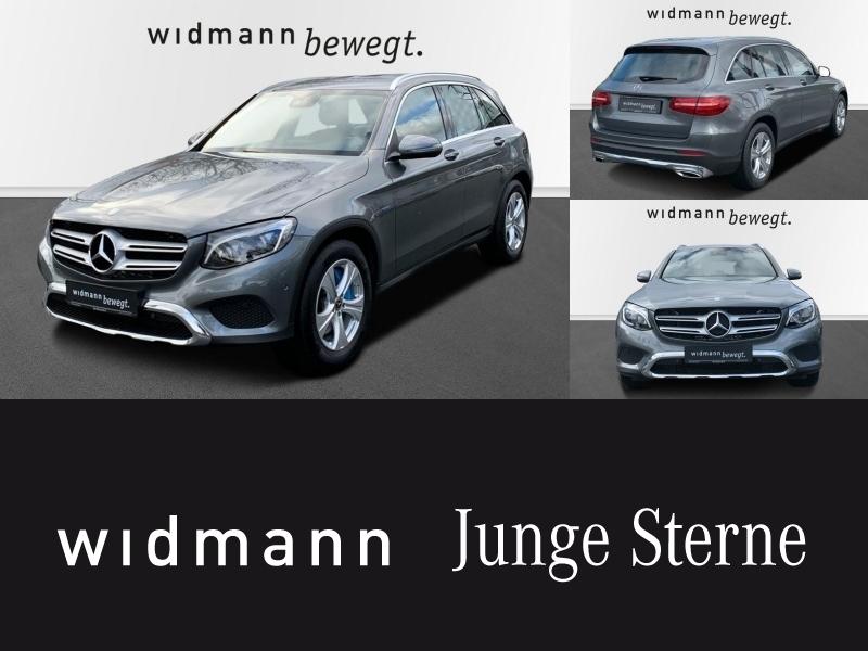 Mercedes-Benz GLC 350 e 4M Exclusive*Comand*LED*Kamera*PDC, Jahr 2017, Hybrid