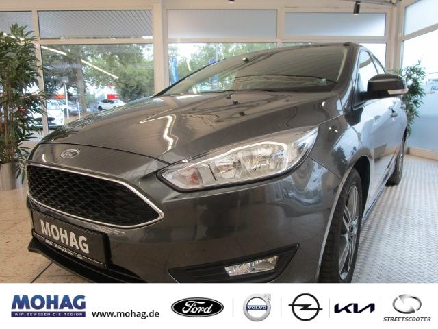 Ford Focus Turnier Business 1,5l TDCi *Navi-Tempomat* -Euro 6-, Jahr 2017, Diesel