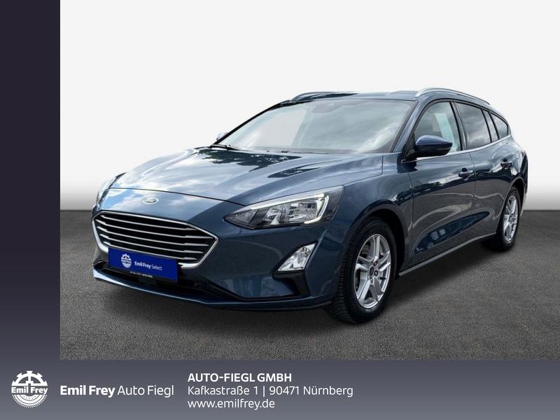 Ford Focus Turnier 1.5 EcoBlue Start-Stopp-System COOL&CONNECT, Jahr 2020, Diesel